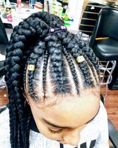 Fishers African Hair Braiding Salon