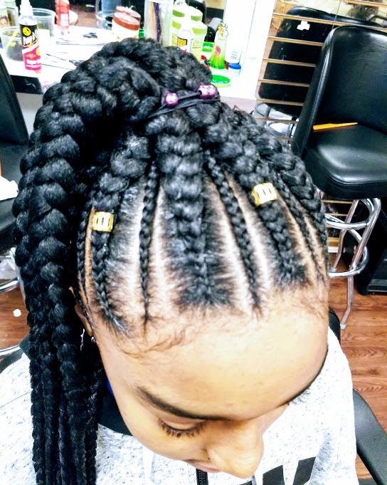 Lawrence African Hair Braiding
