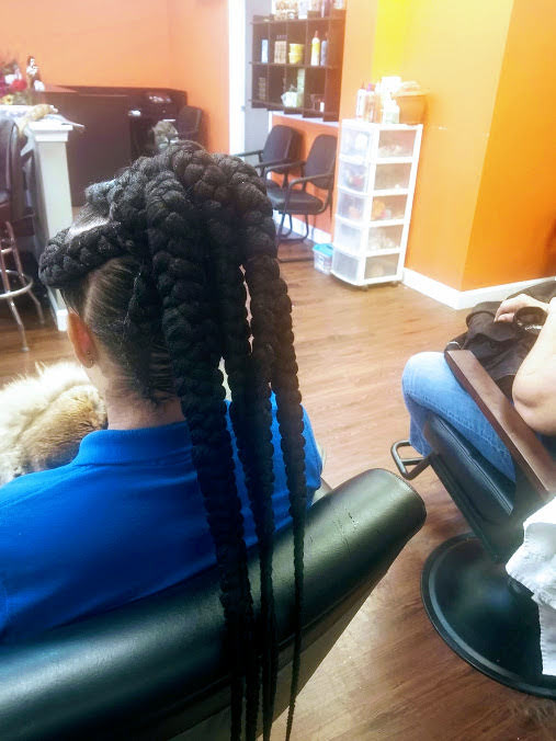 South Bend African Hair Braiding